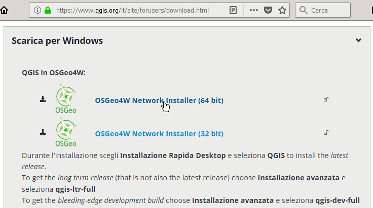 qgis 64 bit